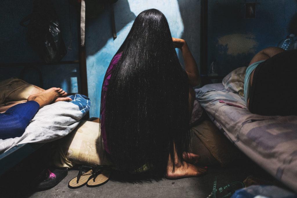 Women in prison in Venezuela
